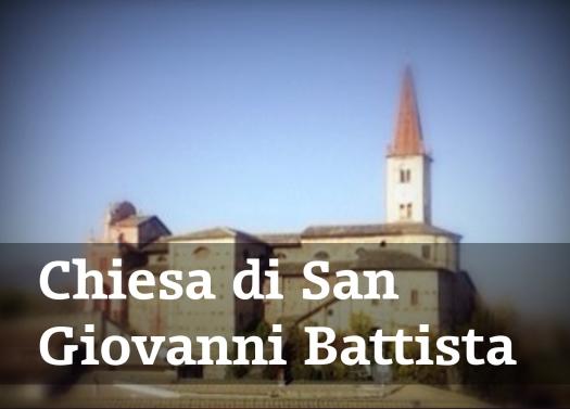 caraglio Chiesa di San Giovanni Battista