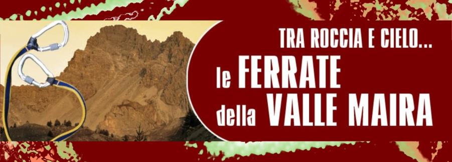 Link FERRATE VALLE MAIRA