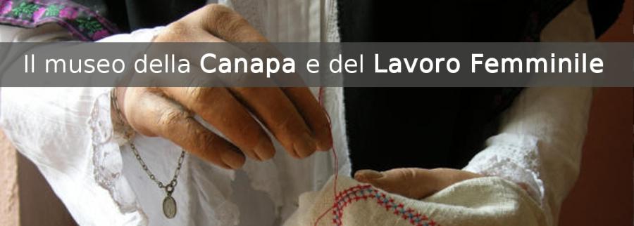 Link MUSEO canapa e lavoro femminile